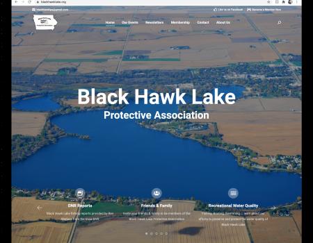 Black Hawk Lake Protective Association