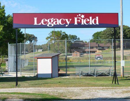 Legacy Field – Sac City, Iowa